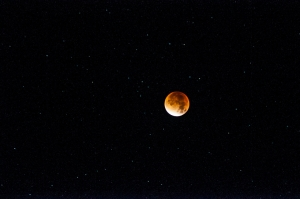 Lune orange