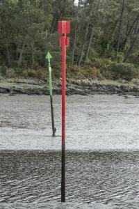 Le chemin de halage à Pont l'Abbé (5)