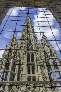 Quimper, vue de la Cathédrale (10 sur 30)