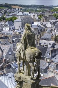 Quimper, vue de la Cathédrale (22 sur 30)