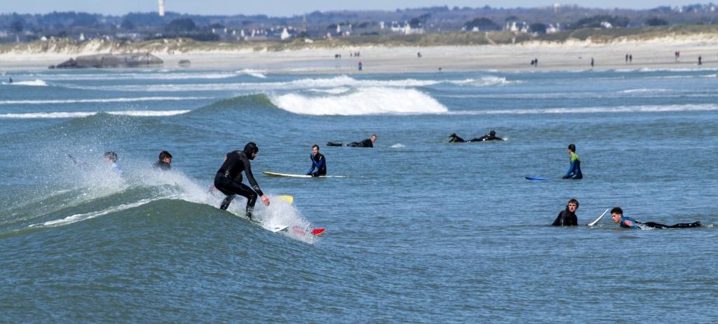 les surfeurs de la torches 3