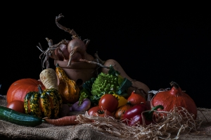 Légumes abondance