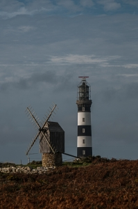 Phare moulin
